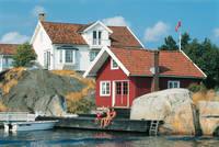 Ferienhäuser in Norwegen für Familien mit Kind
